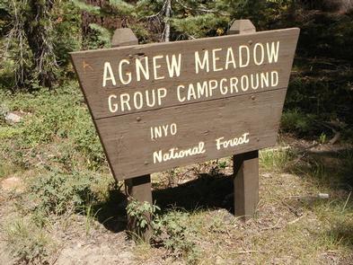 AGNEW MEADOWS GROUP CAMP