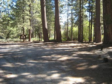 Boulder Group Campground site