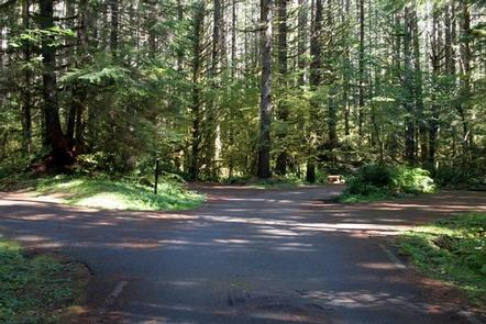 Beckler River Campground