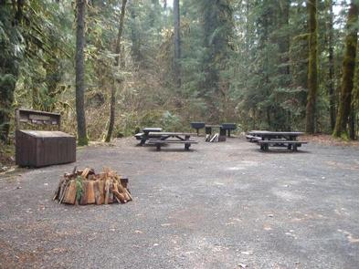 HORSE CREEK GROUP CAMPGROUND