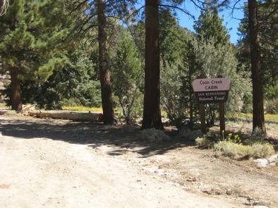 Coon Creek Group Campground