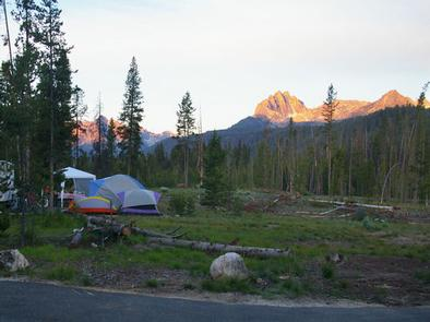 Glacier View Campground Recreation Gov
