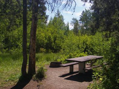EASLEY CAMPGROUND