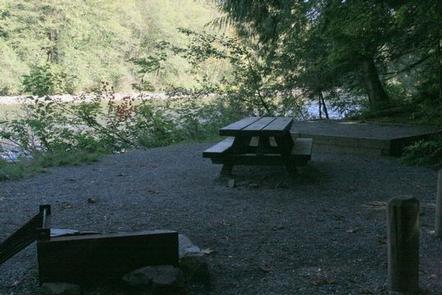 Money Creek Campground