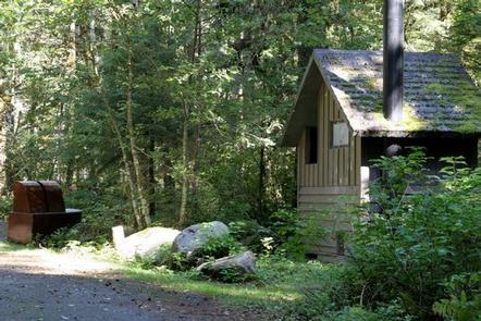 Miller River Group Camp