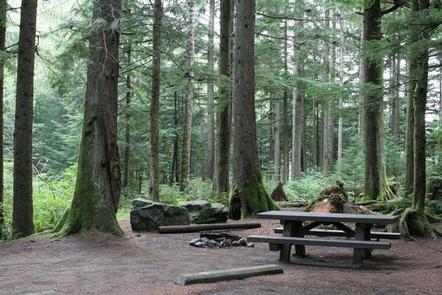Tinkham Campground