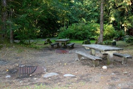 Verlot Campground