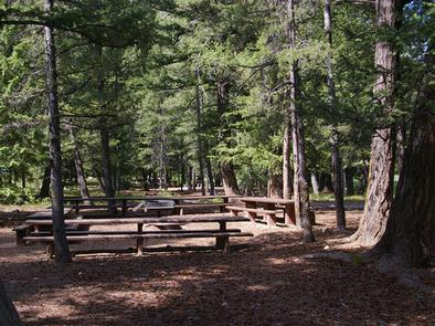 WOOD RIVER GROUP OVERNIGHT AREA (TENT ONLY)