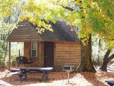 Cabin at Willow Bay