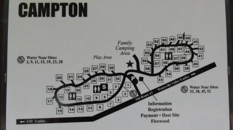 CAMPTON CAMPGROUND