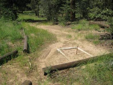 UPPER WOLF CREEK GROUP HORSESHOE PITHorseshoe Pit