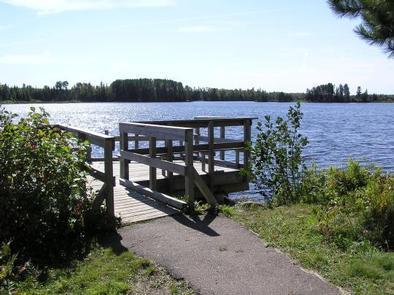 Fishing dockFishing Dock