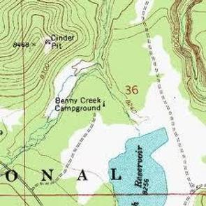 BENNY CREEK GROUP AREA