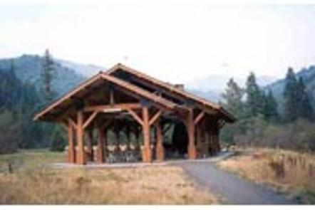 WILDERNESS GATEWAYRental Pavilion in the Wilderness Gateway Campground