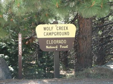 Preview photo of Wolf Creek California
