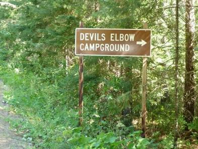 DEVILS ELBOW