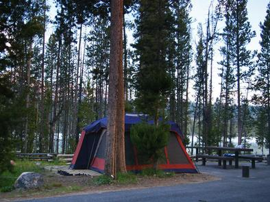 OUTLET CAMPGROUND