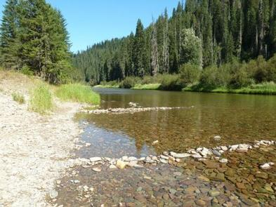 KIT PRICE - RIVERThe river that runs near Kit Price