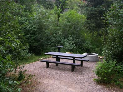 Maple Canyon Campground