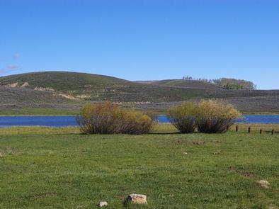 Gooseberry Reservoir Gooseberry Reservoir Campground