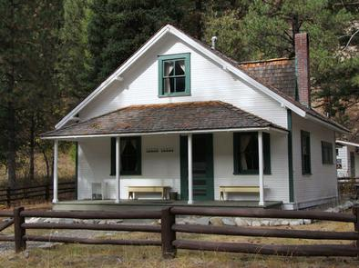 WARM SPRINGS GUARD STATION