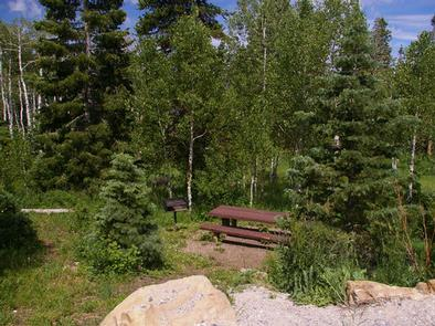 Lake Hill  SiteLake Hill Campground