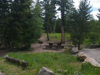 Lake Hill Campground