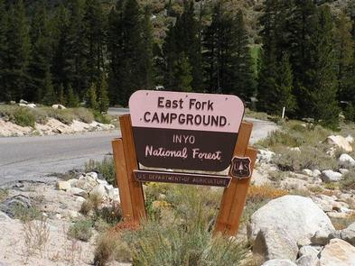 EAST FORK CALIFORNIA