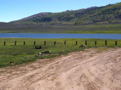 Gooseberry Reservoir Campground