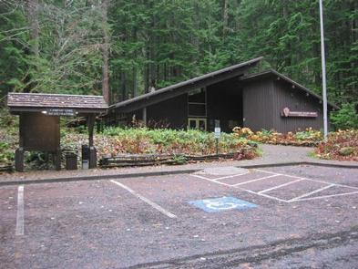 OHANAPECOSH CAMPGROUND VISITOR CENTERVisitor Center