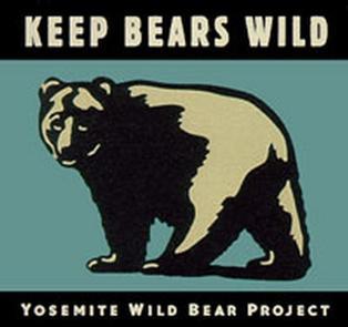 Keep Bears Wild Logo
