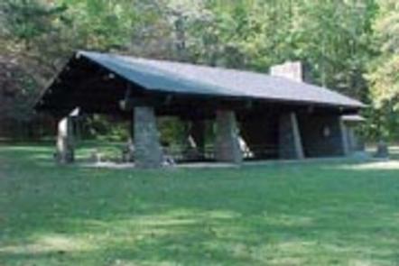 Deep Creek Picnic Pavilion View 1Deep Creek Picnic Pavilion