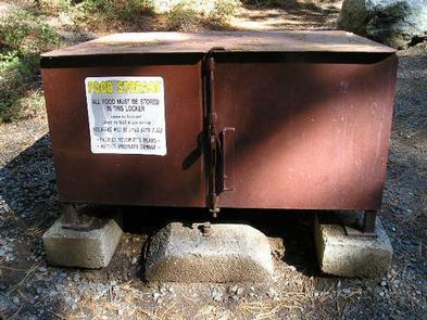 A Closed Bear Box