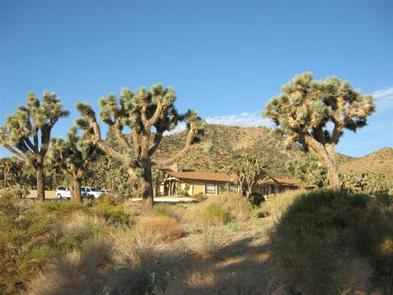 BLACK ROCK CAMPGROUND RANGER STATIONCentrally-located Nature Center