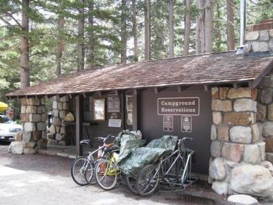 TUOLUMNE MEADOWS Campground OfficeTuolumne Campground Reservation Office