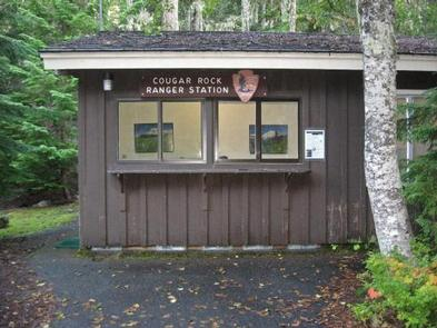 COUGAR ROCK GROUP CAMPGROUND
