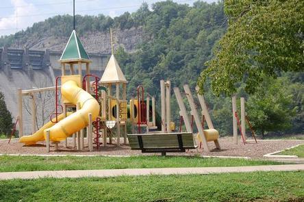 Playground at Kendall Recreation AreaKendall Recreation Area