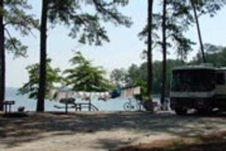 PETERSBURGCampsite with RV and bicycles