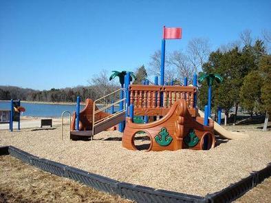 SEVEN POINTS (TN) - campground playground
