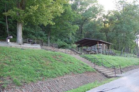 Waitsboro picnic shelter