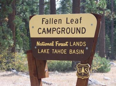 FALLEN LEAF CAMPGROUND