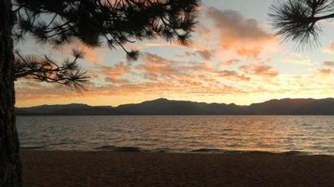 Nevada Beach Campground and Day Use Pavilion..,