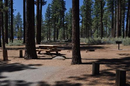 Nevada Beach Campground and Day Use Pavilion...