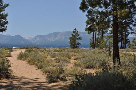 Nevada Beach Campground and Day Use Pavilion..