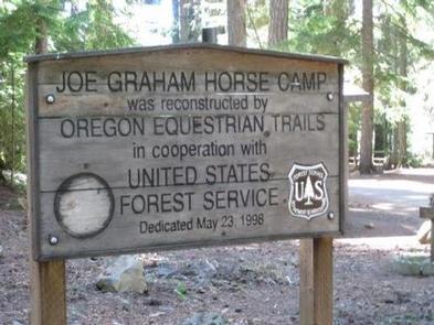 JOE GRAHAM HORSE CAMPGROUND