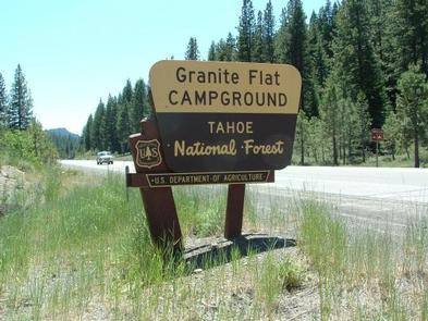GRANITE FLAT (CALIFORNIA)