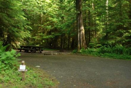 Iron Creek Campground
