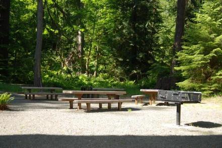 North Fork Elk Group Camp
