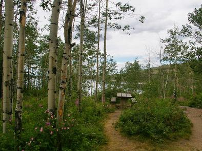 NARROWS CAMPGROUND