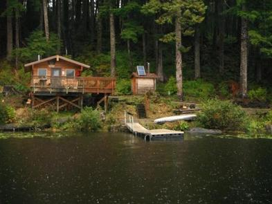 windfall lake cabin recreation gov